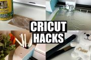 CRICUT HACKS, TIPS, AND TRICKS