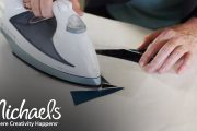 Cricut Iron-On Tips Tricks DIY Tech Michaels