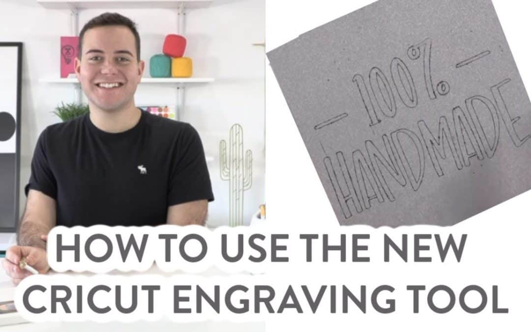 How To Use The New Cricut Engraving Tool