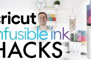 10 Cricut Infusible Ink Hacks You Probably Didn't Know