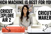 Cricut Maker vs. Cricut Explore Air 2: Which machine should