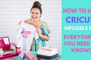 How to Use Cricut Infusible Ink Step By Step T-Shirt